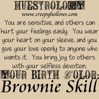 April 04 Huestrology