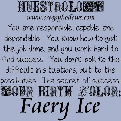April 19 Huestrology