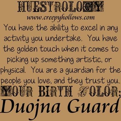 February 12 Huestrology