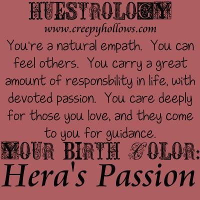 February 13 Huestrology