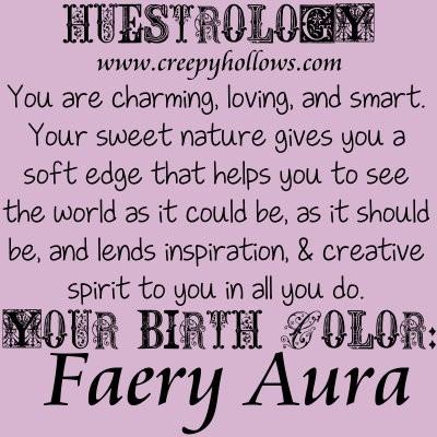 January 08 Huestrology