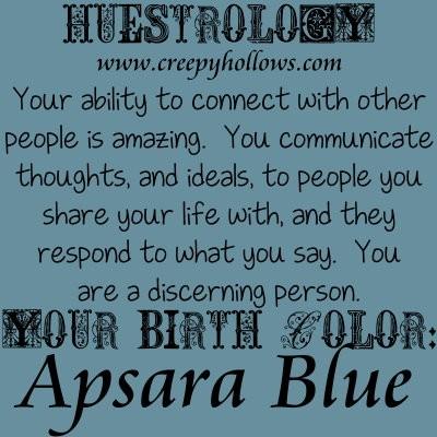 January 21 Huestrology