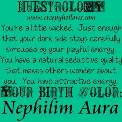 July 18 Huestrology