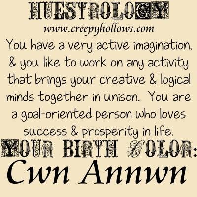 March 11 Huestrology