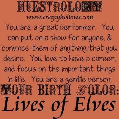 March 12 Huestrology