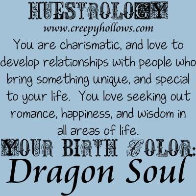 May 11 Huestrology