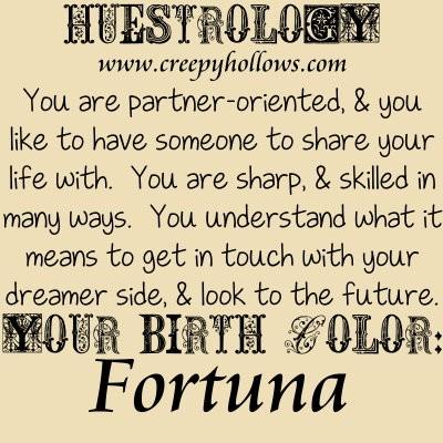 May 29 Huestrology