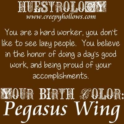 November 15 Huestrology
