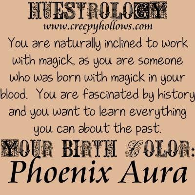 November 21 Huestrology