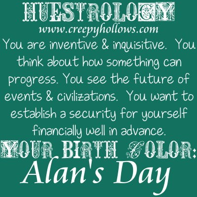 September 10 Huestrology