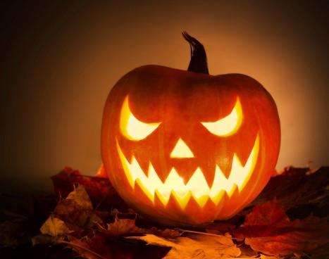Halloween Jack'o'Lantern