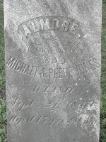 Teenager Gravestone
