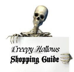 creepy hollows shopping guide
