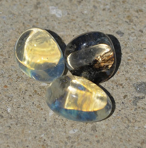 Yellow Obsidian